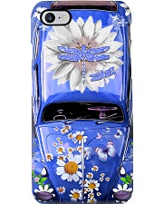 Dragonflies Lovers Vw Bug Phone Case i-phone-8-case