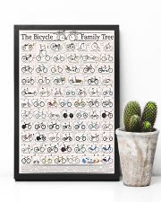 History of Bicycles 11x17 Poster lifestyle-poster-8