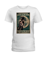 Wizard Witches Ladies T-Shirt thumbnail