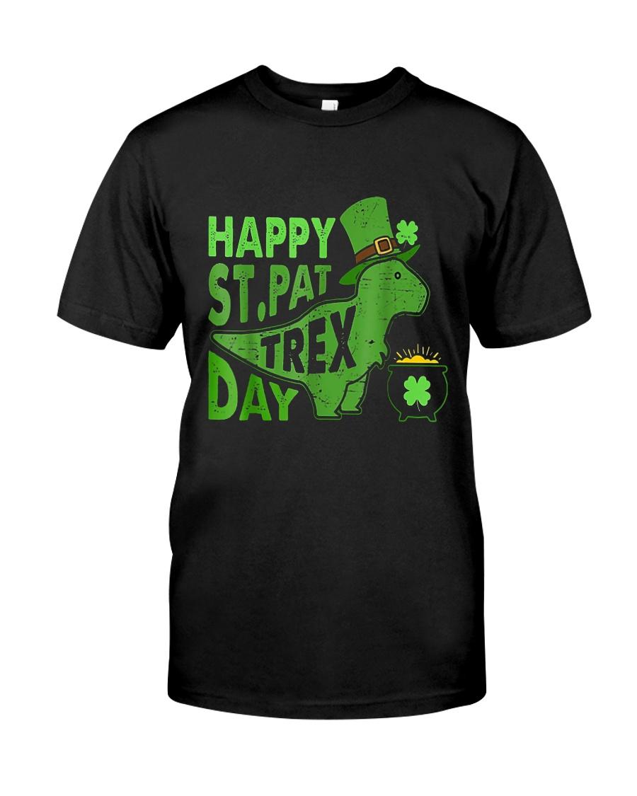 Happy Saint Pattrex Classic T-Shirt
