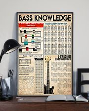 Guitar Bass Knowledge 11x17 Poster lifestyle-poster-2