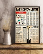 Guitar Bass Knowledge 11x17 Poster lifestyle-poster-3
