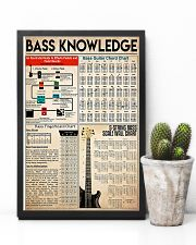 Guitar Bass Knowledge 11x17 Poster lifestyle-poster-8
