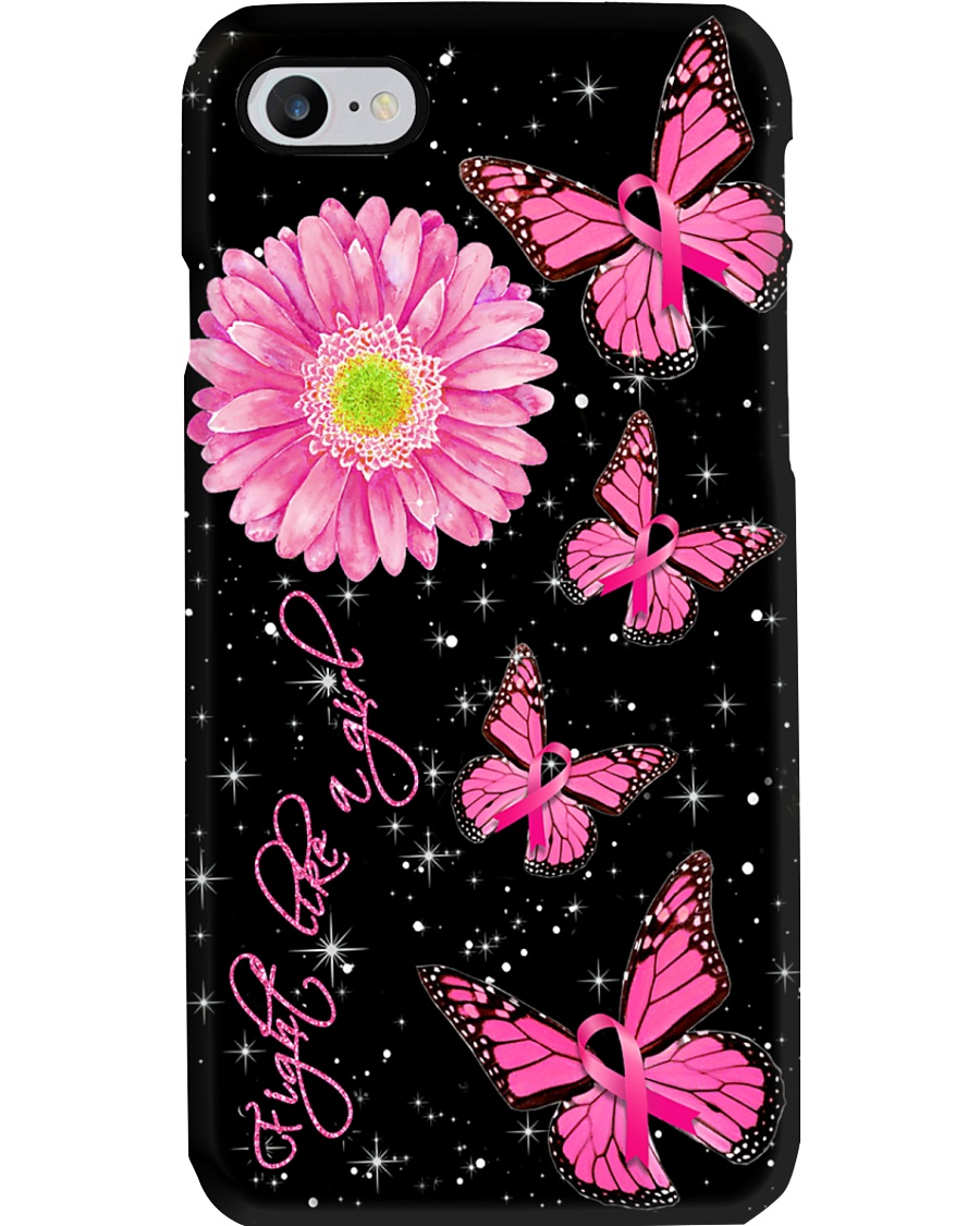Daisy And Butterfly Phone Case