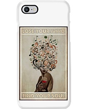 Lose Your Mind In Wine and Music Phone Case thumbnail