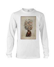 Lose Your Mind In Wine and Music Long Sleeve Tee thumbnail