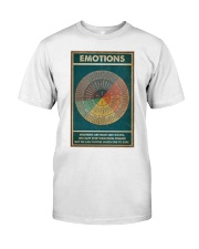 Emotions Are Much Like Waves Classic T-Shirt thumbnail