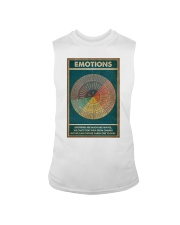 Emotions Are Much Like Waves Sleeveless Tee thumbnail
