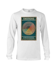 Emotions Are Much Like Waves Long Sleeve Tee thumbnail