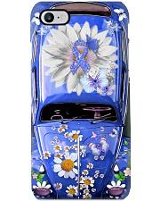 Be Healthy Vw Bug Phone Case i-phone-7-case