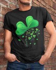 Proud To Be Irish Classic T-Shirt apparel-classic-tshirt-lifestyle-26