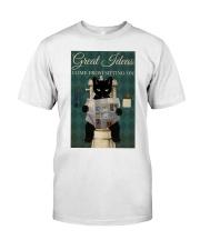 Ideas From Sitting Classic T-Shirt thumbnail