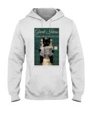 Ideas From Sitting Hooded Sweatshirt thumbnail