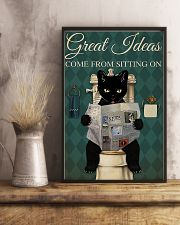 Ideas From Sitting 11x17 Poster lifestyle-poster-3