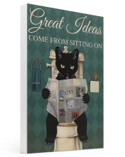 Ideas From Sitting 16x24 Gallery Wrapped Canvas Prints thumbnail