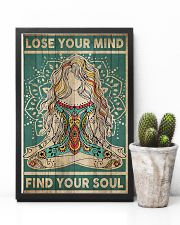 Lose Your Mind Find Your Soul 16x24 Poster lifestyle-poster-8