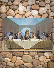 The Last Supper 17x11 Poster poster-landscape-17x11-lifestyle-15