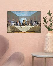 The Last Supper 17x11 Poster poster-landscape-17x11-lifestyle-22