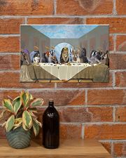 The Last Supper 17x11 Poster poster-landscape-17x11-lifestyle-23