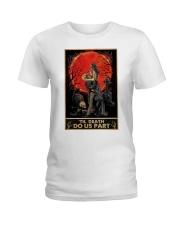 Til Death Do Us Part Ladies T-Shirt thumbnail