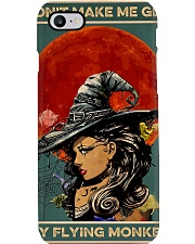 Vintage Witch Halloween Phone Case thumbnail