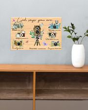 Photography God Says You Are 17x11 Poster poster-landscape-17x11-lifestyle-24