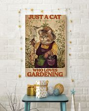Cat Gardening 11x17 Poster lifestyle-holiday-poster-3