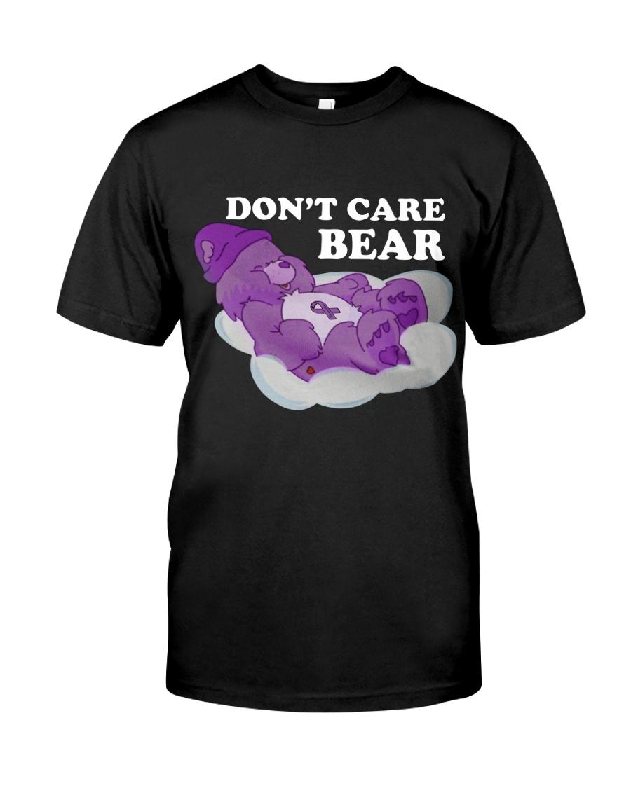 Don't Care Bear Classic T-Shirt