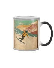 He Loves Skiing Color Changing Mug thumbnail