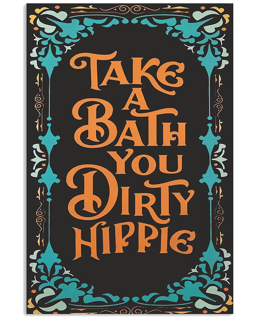 Take A Bath 16x24 Poster