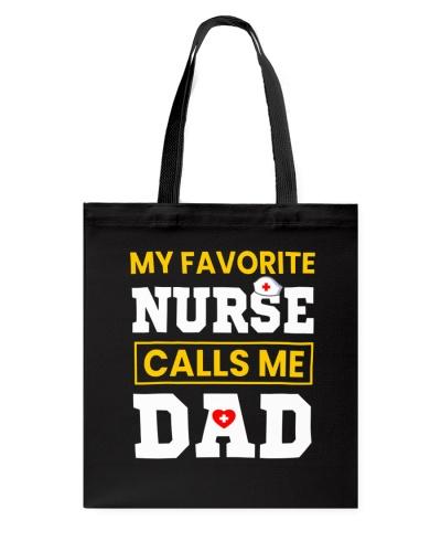 My Favorite Nurse Calls Me Dad