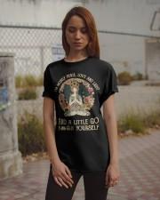 Peace Love Light Classic T-Shirt apparel-classic-tshirt-lifestyle-18