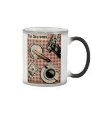 Little Italy poster Color Changing Mug thumbnail