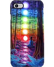 Meditation In The Woods Phone Case thumbnail