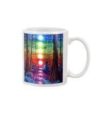 Meditation In The Woods Mug thumbnail