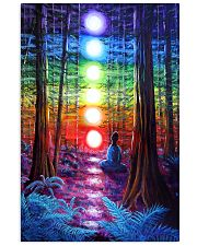Meditation In The Woods 16x24 Poster front