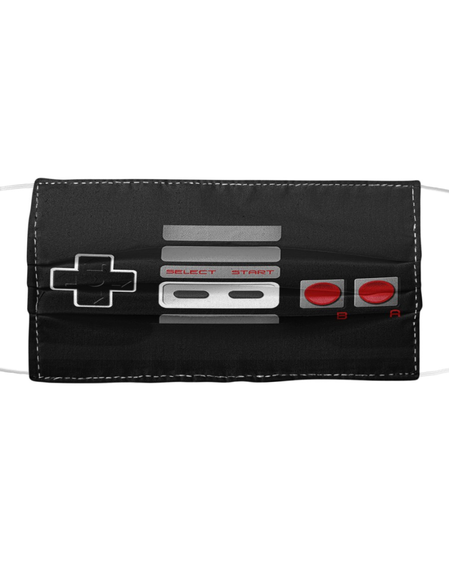 NES Game Cloth face mask