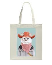 Rodeo Cat Tote Bag thumbnail