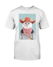 Rodeo Cat Classic T-Shirt thumbnail