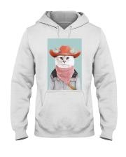 Rodeo Cat Hooded Sweatshirt thumbnail