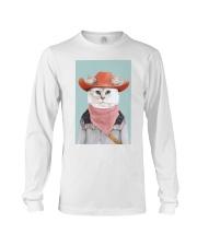 Rodeo Cat Long Sleeve Tee thumbnail