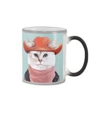 Rodeo Cat Color Changing Mug thumbnail