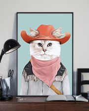 Rodeo Cat 11x17 Poster lifestyle-poster-2