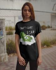 Bear Bear Don't Care Classic T-Shirt apparel-classic-tshirt-lifestyle-18