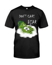 Bear Bear Don't Care Classic T-Shirt front