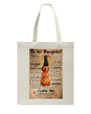 I Love You Forever Tote Bag thumbnail