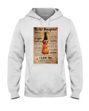I Love You Forever Hooded Sweatshirt thumbnail
