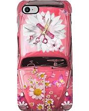Hairstyling Vw Bug Phone Case i-phone-8-case