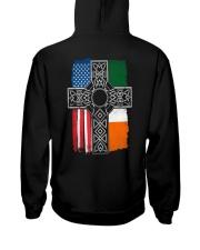 Irish N' American Hooded Sweatshirt thumbnail