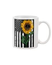 Peace Sunflower Mug thumbnail